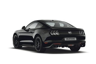 2018 Ford Mustang FN 2019MY GT Fastback SelectShift RWD Shadow Black 10 Speed Sports Automatic.
