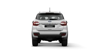 2019 Ford Everest UA II 2019.75MY Ambiente 4WD White 6 Speed Sports Automatic Wagon