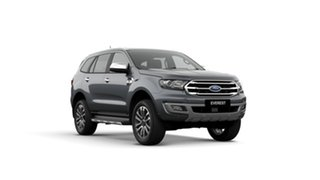 2019 Ford Everest UA II 2019.00MY Titanium 4WD Meteor Grey 10 Speed Sports Automatic Wagon