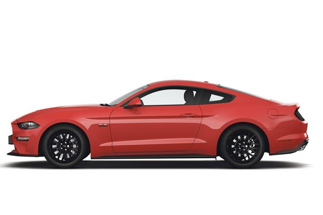 New Ford Mustang FN MY18 GT Fastback SelectShift, 2018 Ford Mustang FN MY18 GT Fastback SelectShift Race Red 10 Speed Sports Automatic Fastback