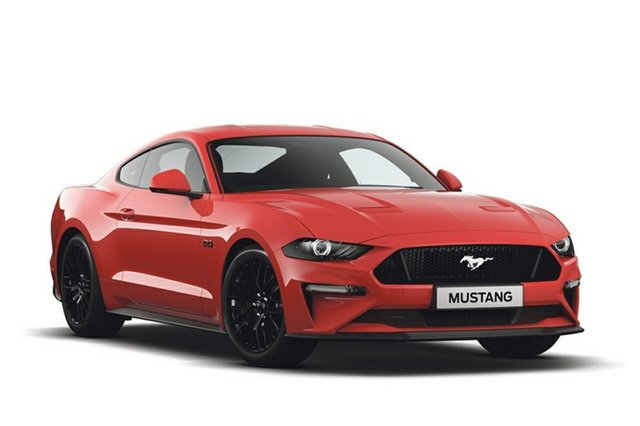 New Ford Mustang FN 2019MY GT Fastback RWD, 2018 Ford Mustang FN 2019MY GT Fastback RWD Race Red 6 Speed Manual Fastback