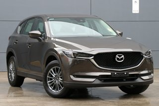 2018 Mazda CX-5 KF4WLA Touring SKYACTIV-Drive i-ACTIV AWD Titanium Flash 6 Speed Sports Automatic.