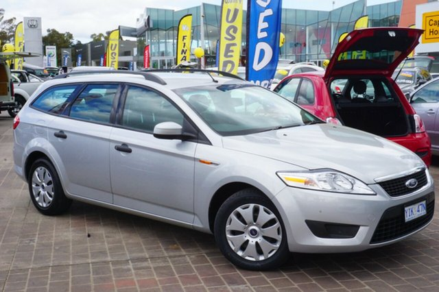 Used Ford Mondeo MB MY11 LX, 2010 Ford Mondeo MB MY11 LX Silver 6 Speed Sports Automatic Wagon