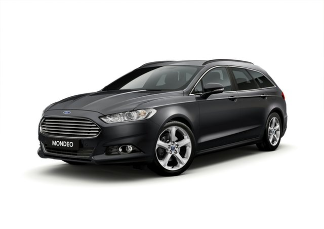 New Ford Mondeo MD 2018.25MY Trend PwrShift, 2018 Ford Mondeo MD 2018.25MY Trend PwrShift Magnetic 6 Speed Sports Automatic Dual Clutch Wagon