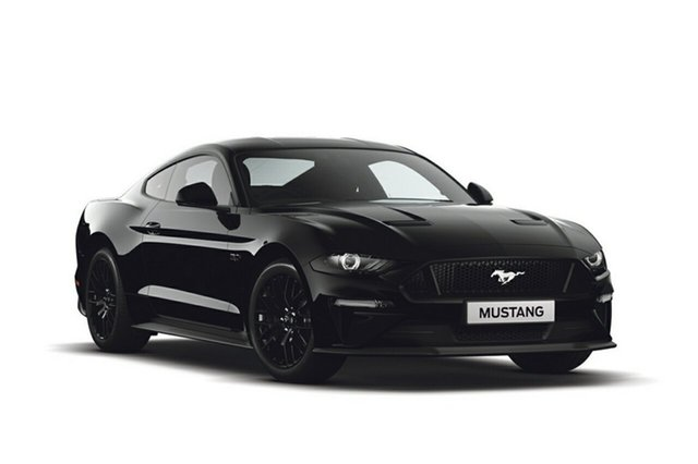 New Ford Mustang FN 2019MY GT Fastback SelectShift RWD, 2019 Ford Mustang FN 2019MY GT Fastback SelectShift RWD Shadow Black 10 Speed Sports Automatic