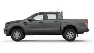 2019 Ford Ranger PX MkIII 2019.00MY XLS Pick-up Double Cab Meteor Grey 6 Speed Sports Automatic.