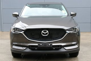 2018 Mazda CX-5 KF4WLA Touring SKYACTIV-Drive i-ACTIV AWD Titanium Flash 6 Speed Sports Automatic