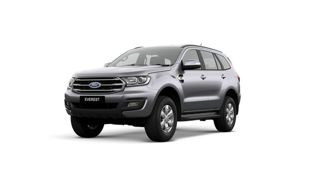 New Ford Everest UA II 2019.00MY Ambiente 4WD, 2018 Ford Everest UA II 2019.00MY Ambiente 4WD Aluminium 6 Speed Sports Automatic Wagon