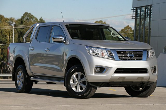 New Nissan Navara D23 S3 ST, 2018 Nissan Navara D23 S3 ST Brilliant Silver 7 Speed Sports Automatic Utility