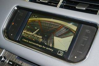 2014 Land Rover Range Rover Sport L494 MY14.5 TdV6 CommandShift SE Black 8 Speed Sports Automatic