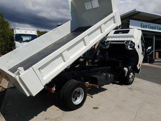 2011 Hino 300 716 XZU419R White Tipper RWD.