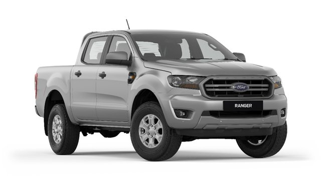 New Ford Ranger PX MkIII 2019.00MY XLS Pick-up Double Cab, 2018 Ford Ranger PX MkIII 2019.00MY XLS Pick-up Double Cab Aluminium 6 Speed Sports Automatic