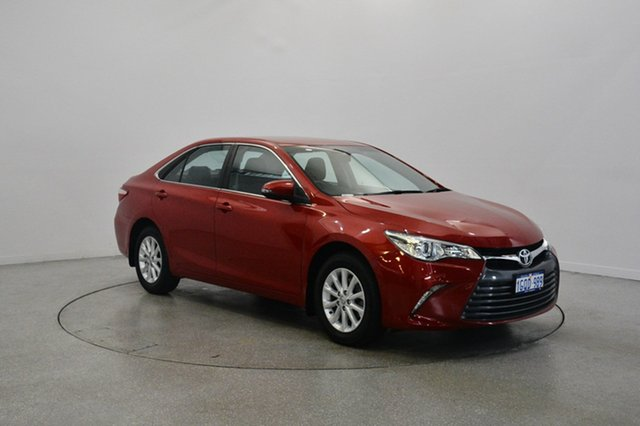 Used Toyota Camry ASV50R Altise, 2015 Toyota Camry ASV50R Altise Wildfire 6 Speed Sports Automatic Sedan