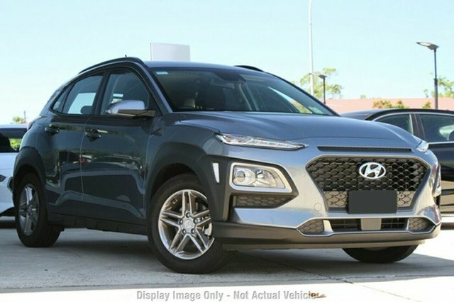 Demo Hyundai Kona OS MY18 Active 2WD, 2018 Hyundai Kona OS MY18 Active 2WD Lake Silver 6 Speed Sports Automatic Wagon