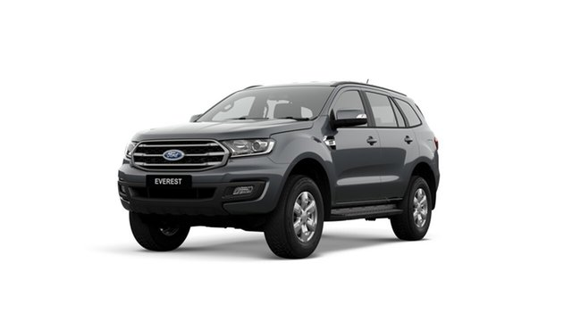 New Ford Everest UA II 2019.00MY Ambiente RWD, 2019 Ford Everest UA II 2019.00MY Ambiente RWD Meteor Grey 6 Speed Sports Automatic Wagon