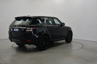 2014 Land Rover Range Rover Sport L494 MY14.5 TdV6 CommandShift SE Black 8 Speed Sports Automatic.