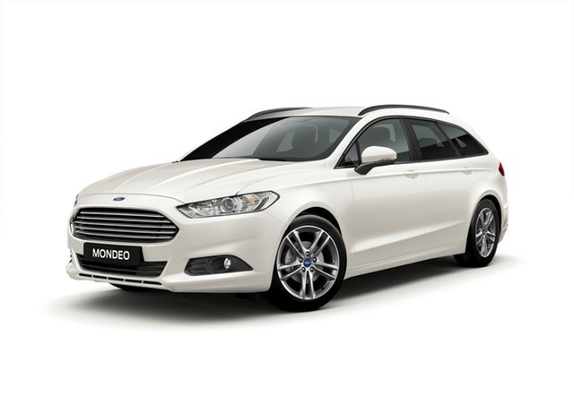 New Ford Mondeo MD 2018.75MY Ambiente PwrShift, 2018 Ford Mondeo MD 2018.75MY Ambiente PwrShift White Platinum Tri-Coat 6 Speed