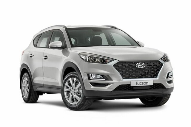 Demo Hyundai Tucson TL3 MY19 Active X 2WD, 2018 Hyundai Tucson TL3 MY19 Active X 2WD Platinum Silver 6 Speed Automatic Wagon