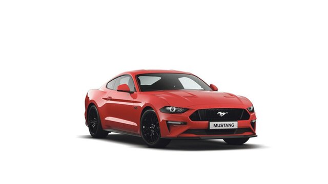 New Ford Mustang FN 2018MY GT Fastback SelectShift, 2018 Ford Mustang FN 2018MY GT Fastback SelectShift Race Red 10 Speed Sports Automatic Fastback