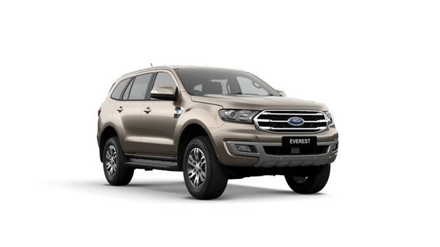 New Ford Everest UA II 2019.00MY Trend 4WD, 2018 Ford Everest UA II 2019.00MY Trend 4WD Diffused Silver 6 Speed Sports Automatic Wagon