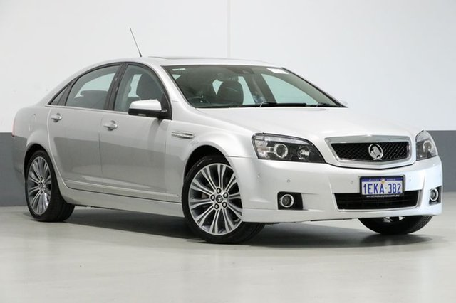 Used Holden Caprice WN V, 2013 Holden Caprice WN V Silver 6 Speed Auto Active Sequential Sedan