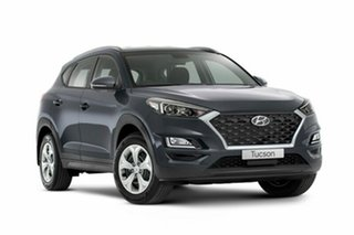 2018 Hyundai Tucson TL3 MY19 Go 2WD Pepper Gray 6 Speed Automatic Wagon.