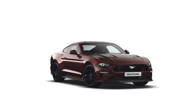 New Ford Mustang FN 2018MY GT Fastback SelectShift, 2018 Ford Mustang FN 2018MY GT Fastback SelectShift Royal Crimson 10 Speed Sports Automatic Fastback