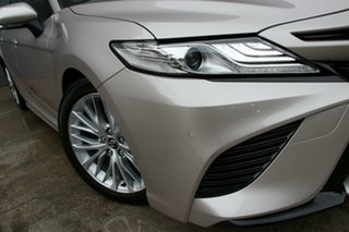 2017 Toyota Camry ASV70R SL Beige 6 Speed Sports Automatic Sedan.