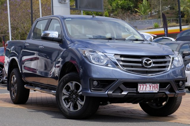 Demo Mazda BT-50  , BT-50 U 6AUTO 3.2L DUAL CAB UTILITY XTR 4X4