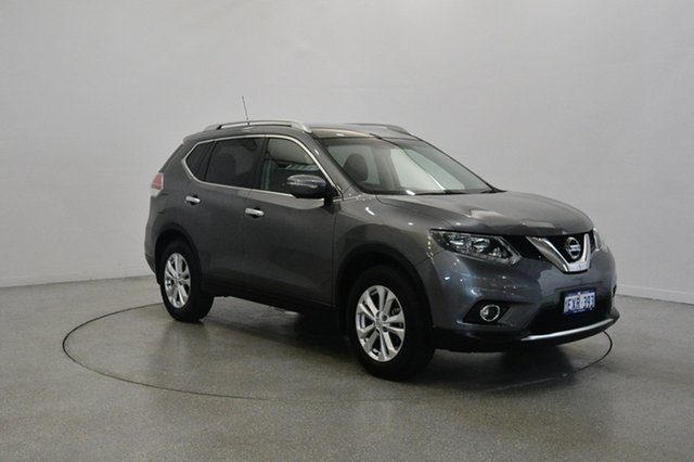 Used Nissan X-Trail T32 ST-L X-tronic 2WD, 2015 Nissan X-Trail T32 ST-L X-tronic 2WD Grey 7 Speed Constant Variable Wagon