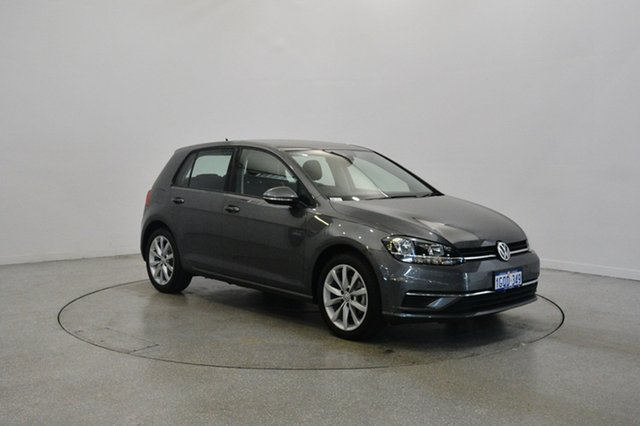 Used Volkswagen Golf 7.5 MY17 110TSI DSG Comfortline, 2017 Volkswagen Golf 7.5 MY17 110TSI DSG Comfortline Indium Grey 7 Speed