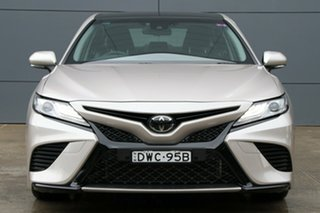 2017 Toyota Camry ASV70R SL Beige 6 Speed Sports Automatic Sedan