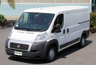 2014 Fiat Ducato Series II MY12 Low Roof MWB White 6 Speed Manual Van