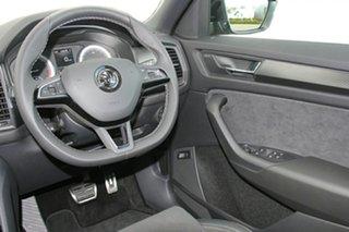 2020 Skoda Kodiaq NS MY21 132TSI Black Magic 7 Speed Sports Automatic Dual Clutch Wagon