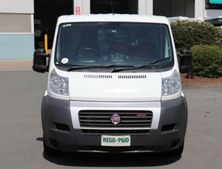 2014 Fiat Ducato Series II MY12 Low Roof MWB White 6 Speed Manual Van.