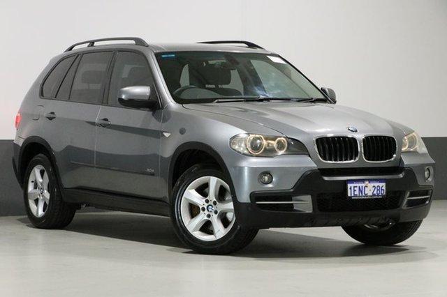 Used BMW X5 E70 3.0D, 2007 BMW X5 E70 3.0D Grey 6 Speed Auto Steptronic Wagon