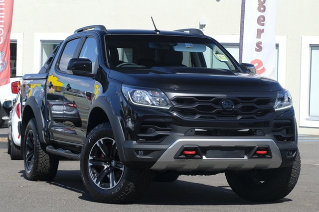 Demo Holden Special Vehicles Colorado RG MY18 SportsCat+ Pickup Crew Cab, 2018 Holden Special Vehicles Colorado RG MY18 SportsCat+ Pickup Crew Cab Mineral Black 6 Speed