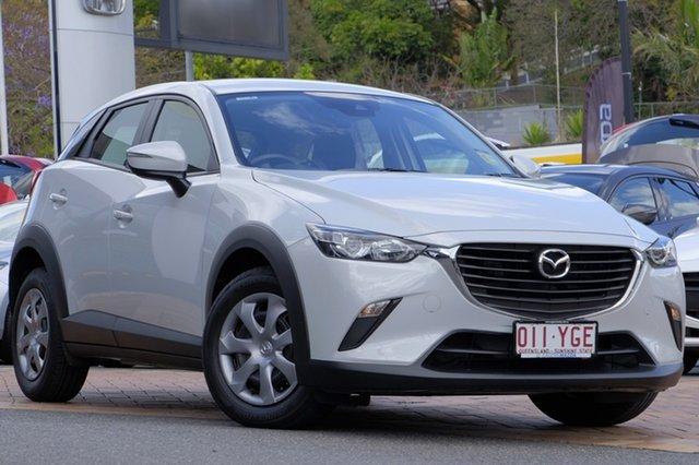 Demo Mazda CX-3 DK2W7A Neo SKYACTIV-Drive, 2018 Mazda CX-3 DK2W7A Neo SKYACTIV-Drive Ceramic 6 Speed Sports Automatic Wagon