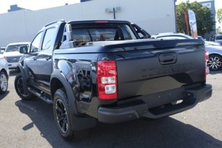 2018 Holden Special Vehicles Colorado RG MY18 SportsCat+ Pickup Crew Cab Mineral Black 6 Speed.