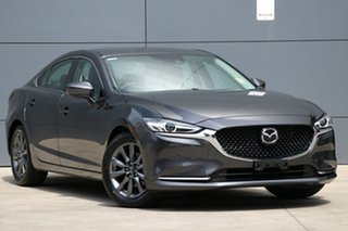 2018 Mazda 6 GL1032 Touring SKYACTIV-Drive Machine Grey 6 Speed Sports Automatic Sedan.