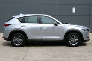 2018 Mazda CX-5 KF4W2A Touring SKYACTIV-Drive i-ACTIV AWD Sonic Silver 6 Speed Sports Automatic