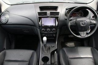 2017 Mazda BT-50 UR0YG1 GT Black 6 Speed Sports Automatic Utility