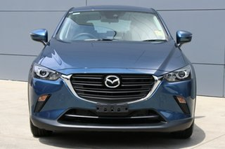 2018 Mazda CX-3 DK2W7A Neo SKYACTIV-Drive FWD Sport Eternal Blue 6 Speed Sports Automatic Wagon