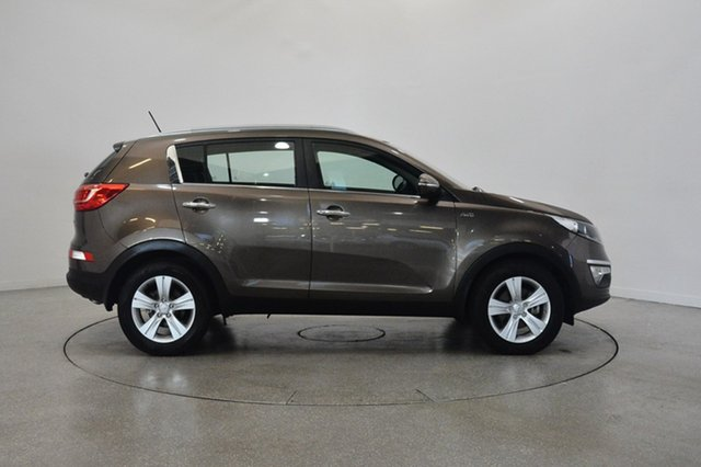 Used Kia Sportage SL Series II MY13 SLi, 2013 Kia Sportage SL Series II MY13 SLi Sand Track 6 Speed Sports Automatic Wagon
