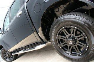 2017 Mazda BT-50 UR0YG1 GT Black 6 Speed Sports Automatic Utility.