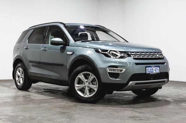 Used Land Rover Discovery Sport L550 18MY TD4 HSE Luxury, 2018 Land Rover Discovery Sport L550 18MY TD4 HSE Luxury Grey 9 Speed Sports Automatic Wagon