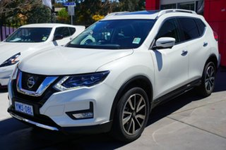 2018 Nissan X-Trail T32 Series II TL X-tronic 4WD Snow Storm 7 Speed Constant Variable Wagon.