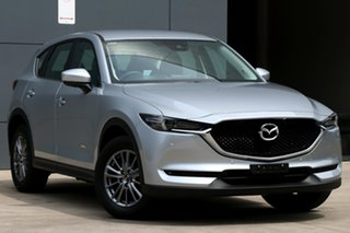 2018 Mazda CX-5 KF4W2A Touring SKYACTIV-Drive i-ACTIV AWD Sonic Silver 6 Speed Sports Automatic.