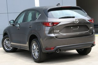 2018 Mazda CX-5 KF4WLA Maxx SKYACTIV-Drive i-ACTIV AWD Sport Titanium Flash 6 Speed Sports Automatic.