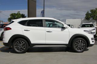 2018 Hyundai Tucson TL3 MY19 Elite 2WD Pure White 6 Speed Automatic Wagon